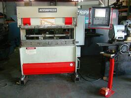 1999 Accurpress 7254 Hydraulic Brake Press (#3787)