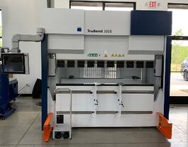 2018 Trumpf Trubend 3066 Press Brake (#3792)