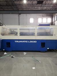 2000 Trumpf Trumatic L3030 TLF 3000T Laser Cutting System (#3794)