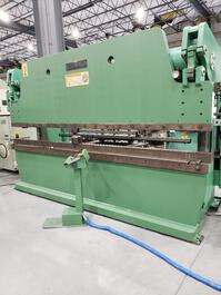 1993 Accurpress 717512 Hydraulic Press Brake (#3795)