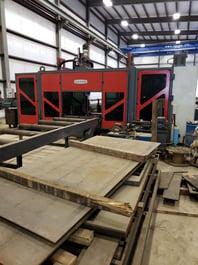 2015 Akyapak 3ADM 1200 CNC Profile Drilling Machine (#3815)