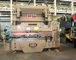 1996 Cincinnati 90AF6 Hydraulic Press Brake (#3853)