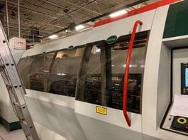 2004 BLM LT 813D Laser Cutting System (#3859)