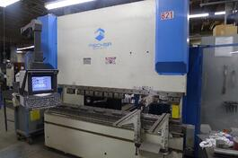 1997 Fischer DAP - 8/2500 CNC 5-Axis Press Brake(#3861)