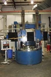 """2006 Gray 60"""" Vertical Boring Mill VTL (#3881)"""