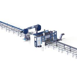 Bendmak B3DL 1200 ECO CNC Beam Drilling Line (#3883)