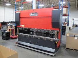 1998 Amada HFB 1003 CNC Hydraulic Press Brake (#3892)