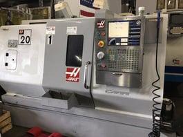 2008 Haas SL20T CNC Lathe (#3897)