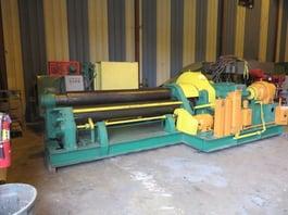 Webb 9L Plate Rolling Machine (#3902)