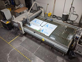 2018 Omax 80X CNC Waterjet Cutting System (#3915)