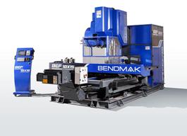 New Bendmak BEF 10 CNC Flange & Drilling Machine (#3923)