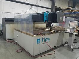 2011 Flow Mach 3B 4020 Waterjet Cutting System (#3936)