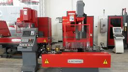 New Akyapak AFD10 Plate Drilling Machine (#3945)