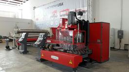 New Akyapak AFD07 Plate Drilling Machine (#3946)