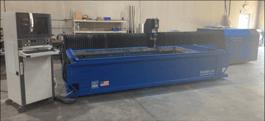 Calypso HammerHead 126 Waterjet Cutting System (#3954)