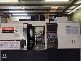 2006 Mazak Integrex 100 IV ST CNC Lathe (#3956)