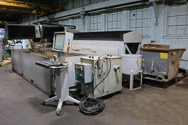 2007 Flow I-6012 IFB Waterjet Cutting System (#3974)