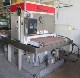 2000 Timesaver 137-1HDMW Abrasive Finishing Machine (#3990)