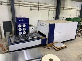 2019 Bescutter Titan 8000 IPG Laser Cutting System (#4026)