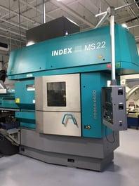 2007 Index MS-22C Multi Spindle CNC Turning Center (#4037)