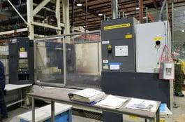 2009 LVD Strippit 3015 Plus Orion Laser Cutting System (#4038)