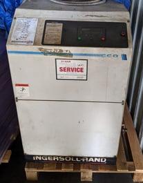 Ingersoll-Rand SSR-EP15SE Air Compressor (#4070)