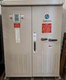 Satcon PVS-100 100KW DC/AC Solar Power Inverter (#4072)