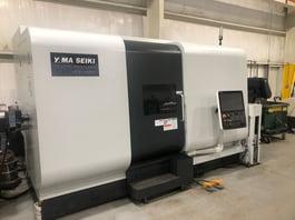 2018 Yama Seiki GTZ-2600Y CNC Lathe (#4078)