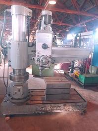 Mazak Holemaster 5-12 76037L Radial Drill (#4083)
