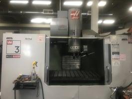 2005 Haas VM-3 Vertical Machining Center (#4096)