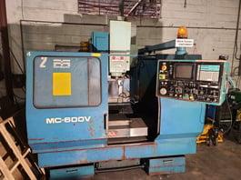 1990 Matsuura MC-600V Vertical Machining Center (#4099)