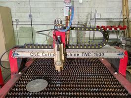 2019 Krras TNC 1530 CNC Plasma Cutting System (#4100)