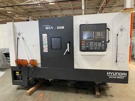 2018 Hyundai WIA L300A CNC Lathe (#4105)