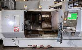 2007 Haas SL-30LB CNC Lathe (#4129)