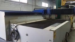 2004 Flow IFB 6012 Waterjet Cutting System (#4140)
