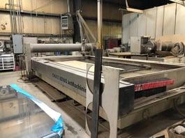 2013 Omax 80160 Waterjet Cutting System (#4143)