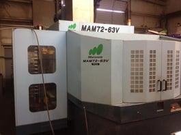 2007 Matsuura MAM72-63V 5-Axis Vertical Machining Center (#4155)