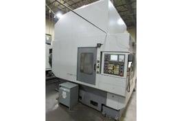 2009 Hyundai KIA HIV50D Vertical Machining Center (#4181)