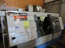 1999 Mazak Integrex 200SY CNC Lathe (#4203)