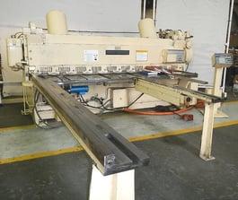 2002 Cincinnati 1810G Mechanical Shear w/ Conveyor (#4207)