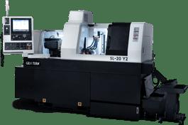 NEW Expand Machinery Gen Turn SL-20Y2 Swiss Lathe (#4212)
