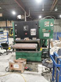 Timesaver 137-1HP/75 Deburring Machine(#4252)