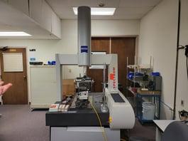 2003 Zeiss Spectrum 7/10/6 RDS Bridge Type Coordinate Measuring Machine (#4260)