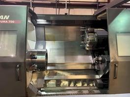 2012 Doosan Puma 700C CNC Lathe (#4266)
