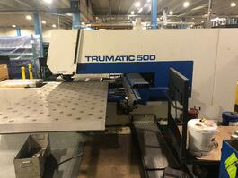 1994 Trumpf TC-500 Turret Punch (#4014)