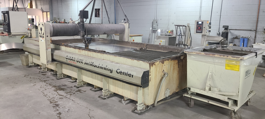 2010 Omax 80X Waterjet Cutting System (#4069)