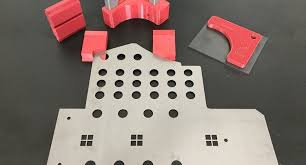 3D Printed Custom Fixturing