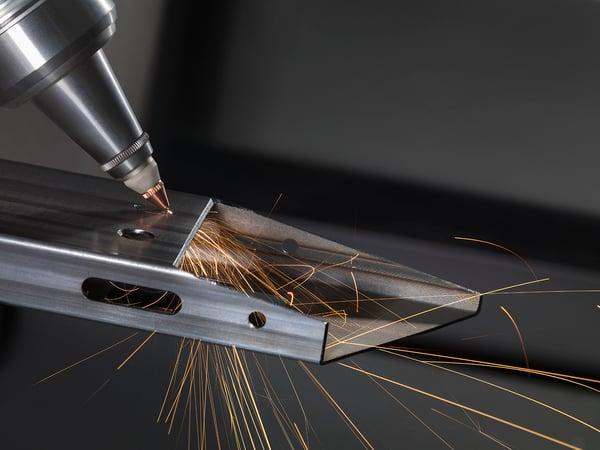 BLM LT-7 Laser Cutting System