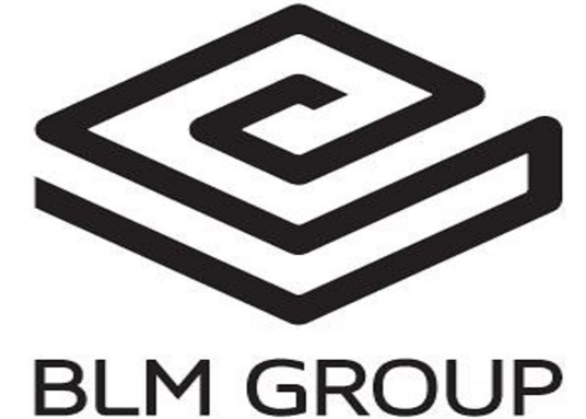 BLM Logo - Black on White-1