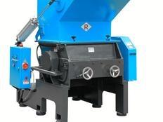 Plastic Granulators & Shredding Machinery